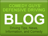 comedy guys defensive driving blog, driving jokes, driving videos, driving jokes